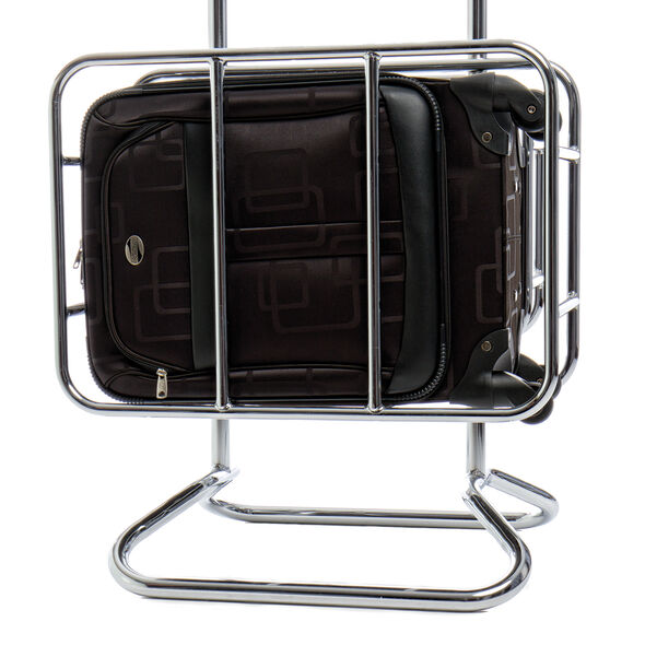 American Tourister International Fashion 2 Piece Set in the color Black.