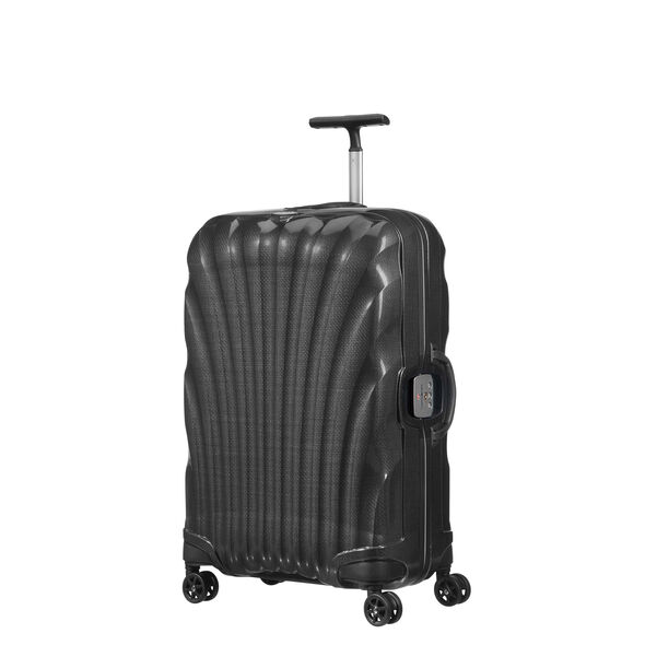 Samsonite Black Label Lite-Locked Spinner Medium in the color Black.