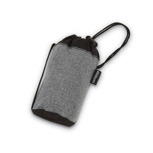 Samsonite Inflatable Pillow with Pouch in the color Charcoal.