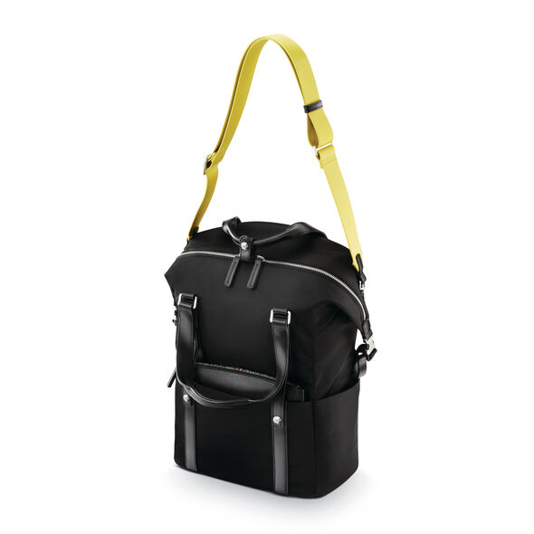 Samsonite & Sarah Jessica Parker: The Carried Away Convertible in the color Black.