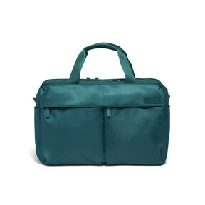 Lipault City Plume 24H Bag in the color Duck Blue.