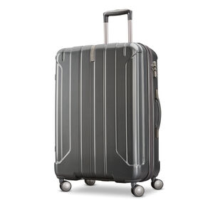 Samsonite On Air 3 Spinner Medium Exp in the color Charcoal Grey.