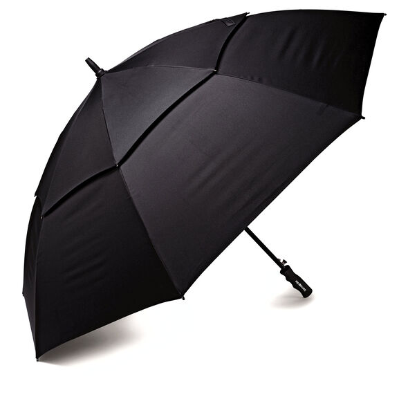 Samsonite Samsonite Windguard Golf Umbrella in the color Black.