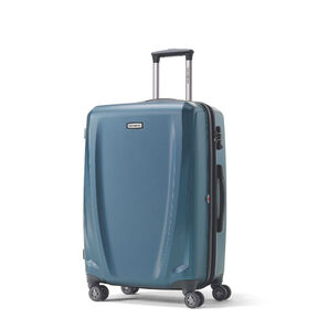 Samsonite Pursuit DLX Spinner Medium in the color Teal.