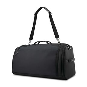 Samsonite Encompass Convertible Duffle in the color Black.