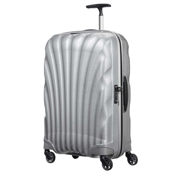 Samsonite Cosmolite Spinner Carry-On in the color Silver.