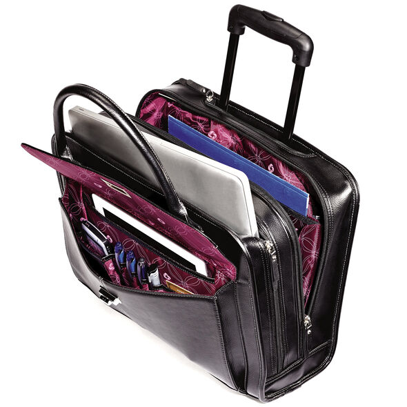 Samsonite Business Women's Mobile Office in the color Black.