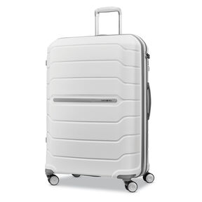Samsonite Freeform Spinner Large in the color White.