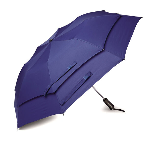 Samsonite Samsonite Windguard Auto Open Umbrella in the color Aqua Blue.