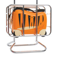 Samsonite Dream Rider Ride-On Suitcase in the color Tiger T.