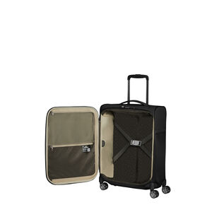 Samsonite Airea Spinner Carry-On in the color Black.