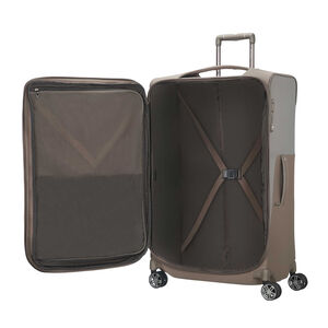 Samsonite B-Lite Icon Spinner Large in the color Dark Sand.