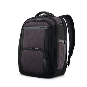 Samsonite Pro Slim Backpack in the color Shaded Grey/Black.