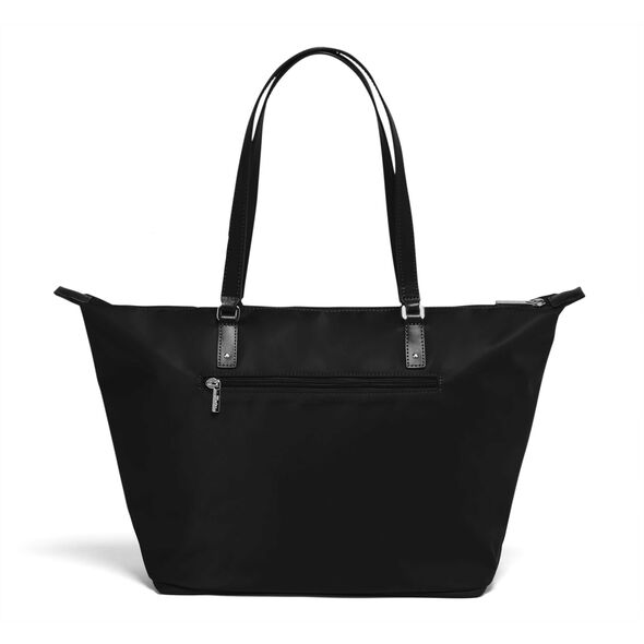 Lipault Lady Plume FL Tote Bag M in the color Black.