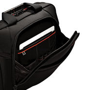 "Samsonite Pro 4 DLX 15.6"" Slim Brief in the color Black."