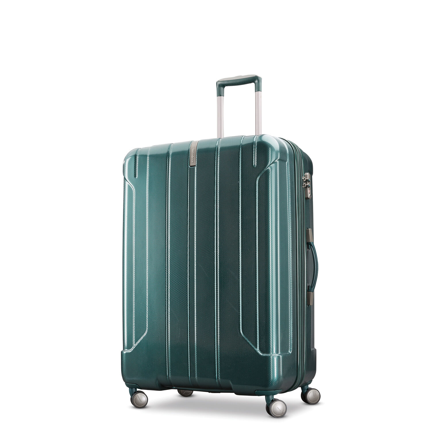 Samsonite On Air 3 Spinner Medium in the color Emerald Green.