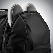"Samsonite Andante 2 22"" Wheeled Duffle in the color Black."