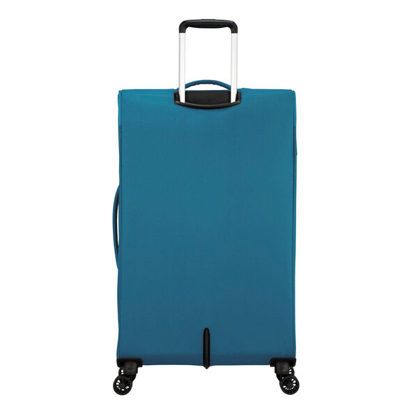 American Tourister Fly Light Spinner Large in the color Teal.