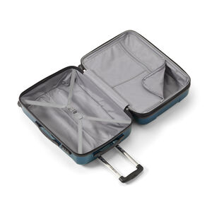 Samsonite Winfield 3 Fashion Spinner Medium in the color Teal (Brushed).
