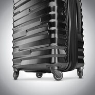 Samsonite Ziplite 4 Spinner Large in the color Brushed Anthracite.