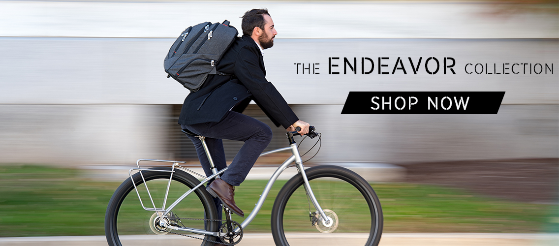 Shop our new casual business collection, Endeavor!