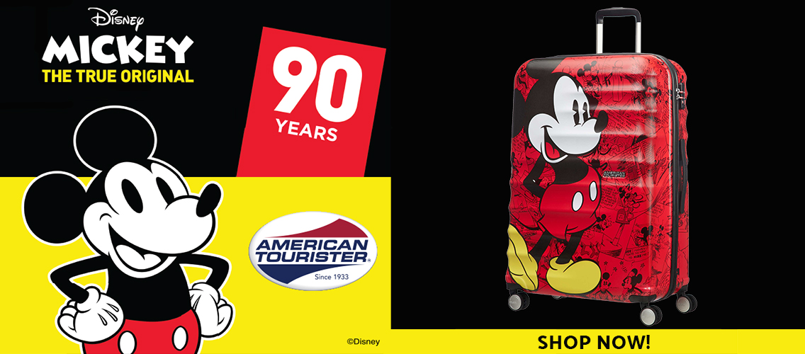 Celebrating Mickey Mouse's 90th Birthday! Shop today!