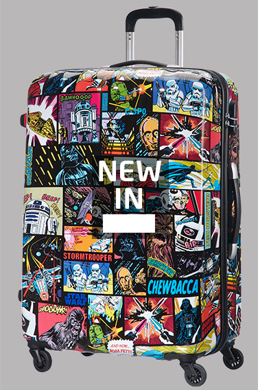 New In American Tourister