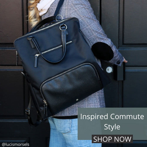 Inspired Commute Style - discover now!