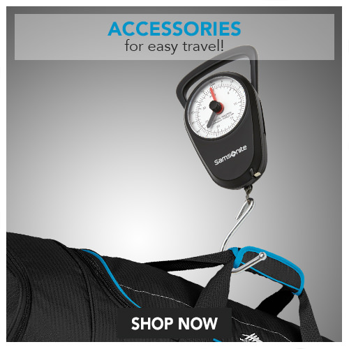 Shop Travel Accessories Today!